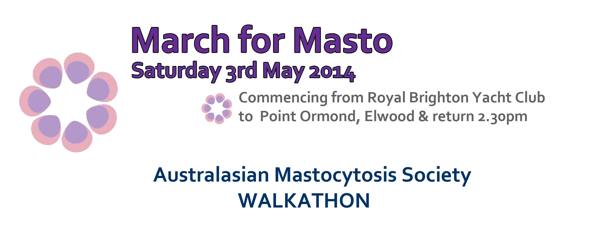 March to Masto